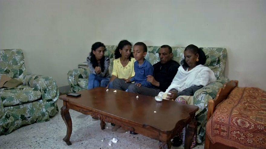 شاهد: إثيوبي يلتقي أسرته في إريتريا بعد 18 سنة من الفراق