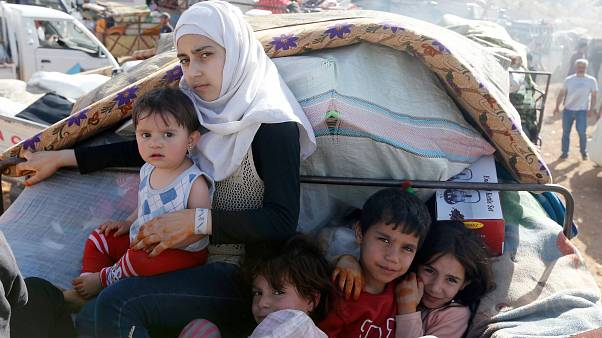 Russia proposes plan to US to begin return of refugees to Syria