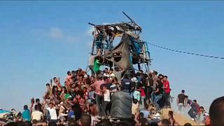 Gaza : quatre Palestiniens et un Israélien tués
