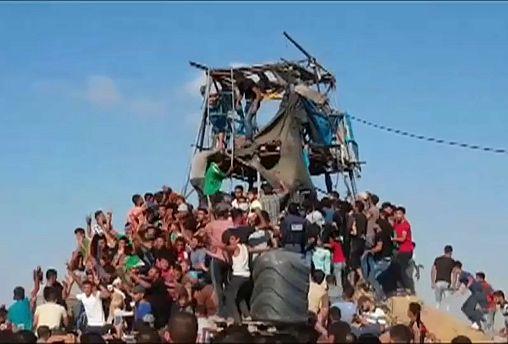 Bombázás Gázában, legalább 4 halott