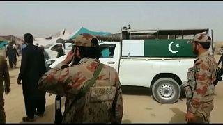 پاکستان «مغز متفکر» حمله بلوچستان را کشت