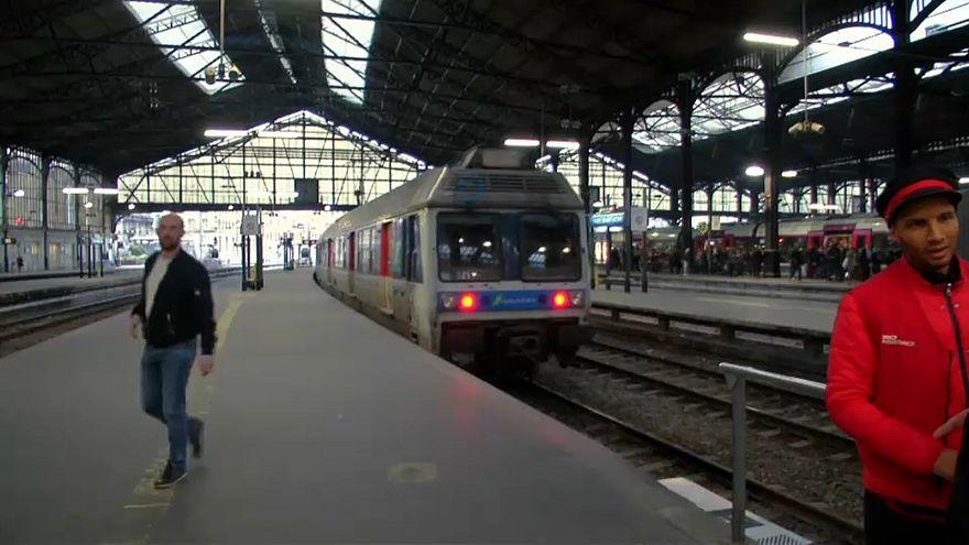 Francia: i costi dello sciopero delle ferrovie