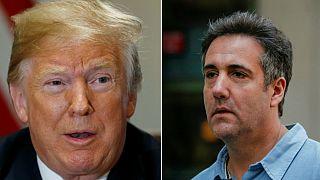 وکیل پیشین ترامپ مکالمه خود درباره مدل «پلی بوی» با رییسجمهوری آمریکا را ضبط کرده است