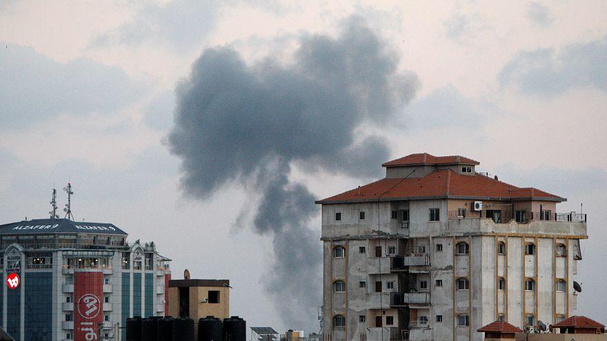 حماس از توافق با اسرائیل برای آتش بس در نوار غزه خبر داد
