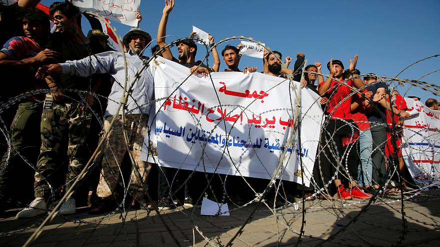 ارتفاع حصيلة الاحتجاجات في العراق إلى 4 قتلى