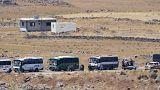 Повстанцы покидают юго-запад Сирии