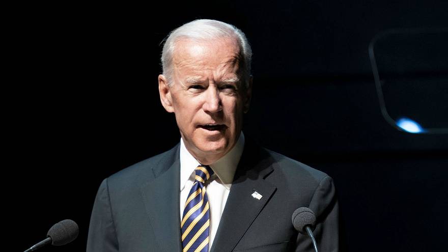 "Biden: Migrant family separation ""one of the darkest moments in our history"""