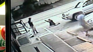 اطلاق النار حصل بعد تدافع بين الشخصين