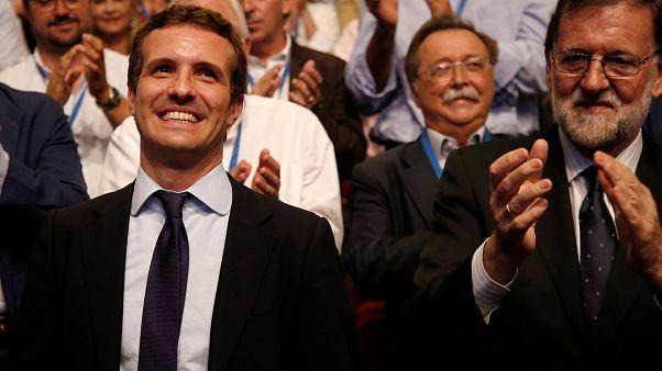 Pablo Casado gana la presidencia de los conservadores españoles