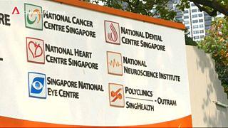 Singapour victime d'une cyberattaque
