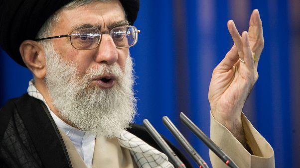 Hamaney'den Ruhani'nin Hürmüz Boğazı'nı kapatırız açıklamasına destek