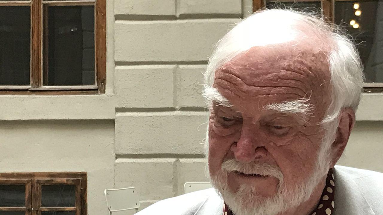 Csíkszentmihályi Mihály professzor Budapesten
