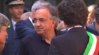 Ferrari-Boss Sergio Marchionne geht