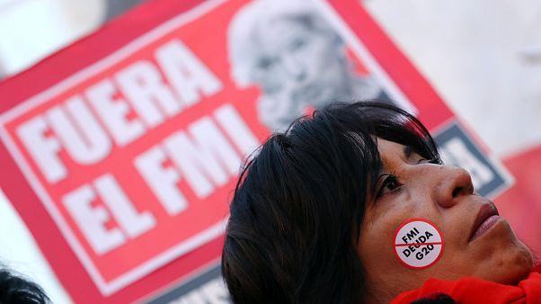 Argentine : la rue dit non au FMI