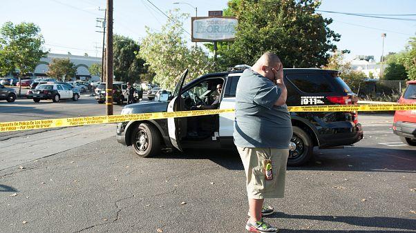 Un mort dans une prise d'otages à Los Angeles