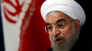 روحاني لترامب: لا تعبث بذيل الأسد