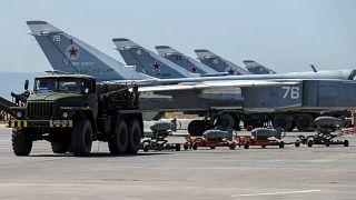 روسيا تسقط طائرتين مسيرتين هاجمتا قاعدة حميميم في سوريا