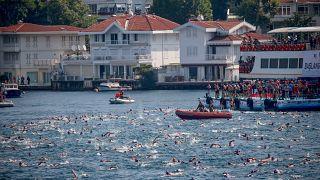 Boğaziçi Yüzme Yarışı: Ters akıntıya girdim, nasıl birinci oldum bilmiyorum
