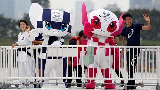 اليابان تكشف عن تميمة أولمبياد طوكيو 2020