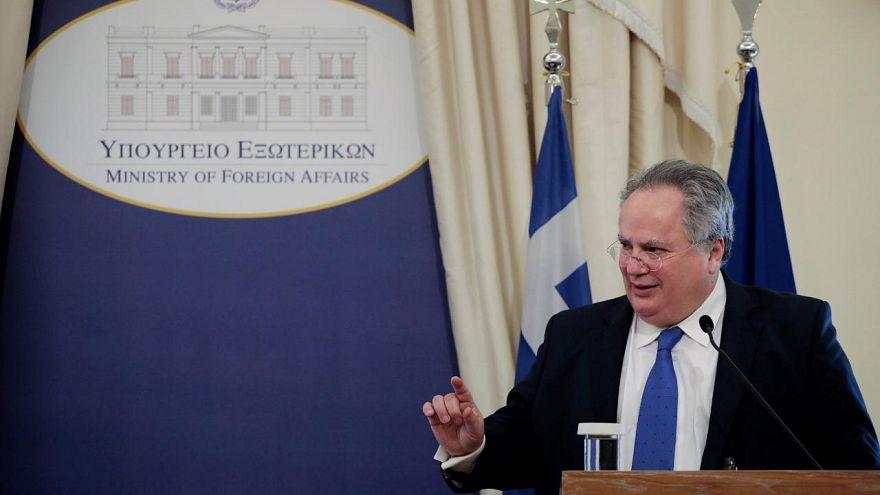 Yunanistan'ın Makedonya sorununda Türkiye çekincesi