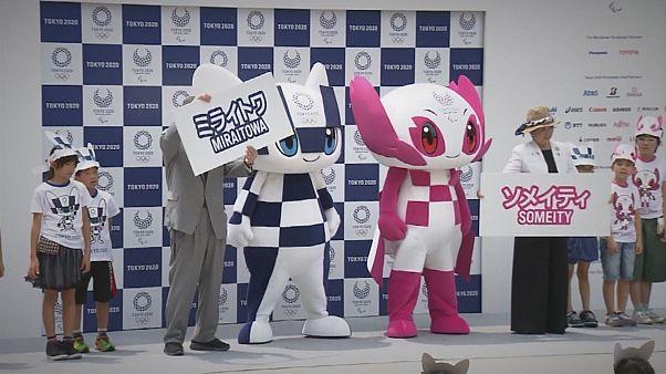 Já são conhecidas as mascotes do Jogos Olímpicos de 2020 em Tóquio