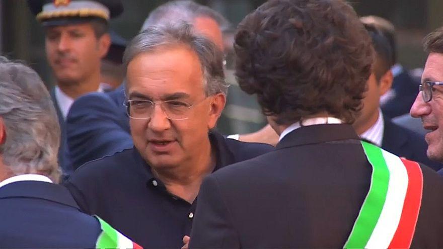 Ex-Fiat-Chrysler-Chef Sergio Marchionne im Alter von 66 Jahren gestorben