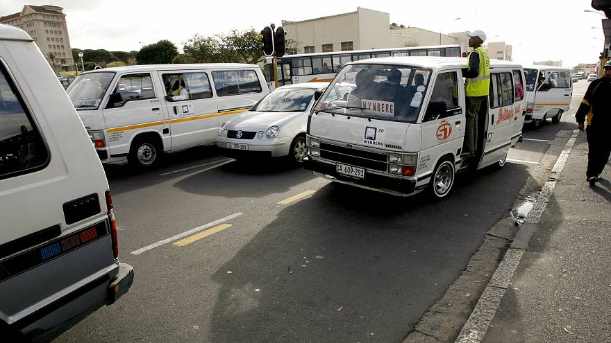 South Africa: 11 taxi drivers killed in ambush