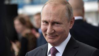 """Путин: """"Это мало, кому нравится"""""""