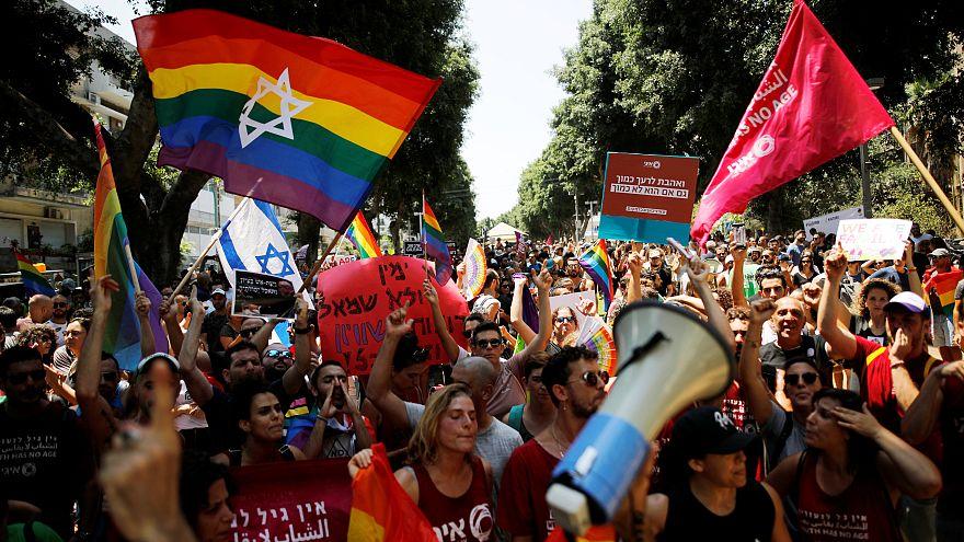 مثليو إسرائيل يهاجمون نتنياهو بسبب حق الأبوة