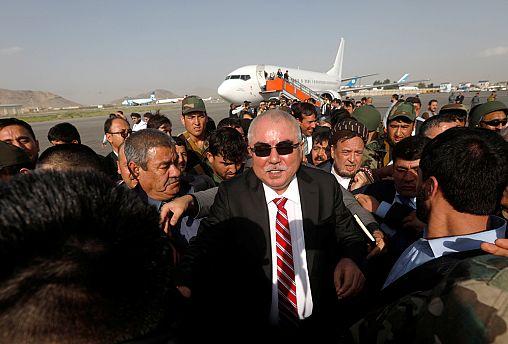 Теракт в Кабуле: первый вице-президент Афганистана избежал гибели