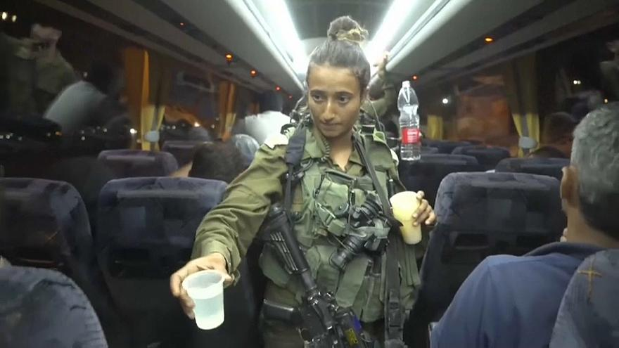 Israelische Armee rettet Hunderte Weißhelme