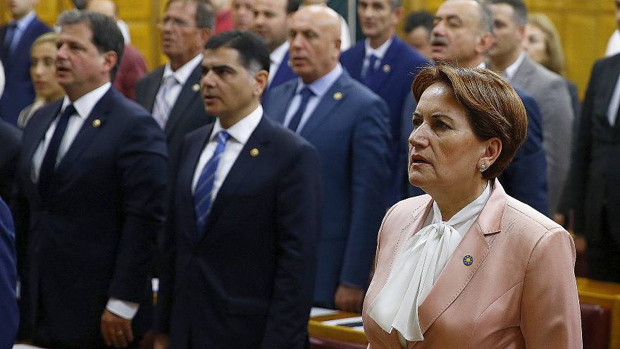 İYİ Parti'de Akşener krizi : Olağanüstü Kurultay'da aday olmayacak