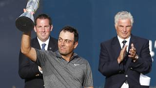 Golf: Francesco Molinari vince il British Open, primo italiano a trionfare in un major