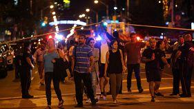 Tiroteio em Toronto: 2 mortos, 13 feridos, criança em estado crítico