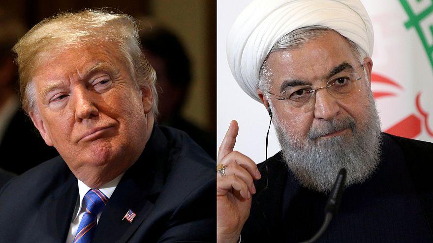 ترامب يحذر إيران من تهديد بلاده وبومبيو يشبه قادة طهران بالمافيا
