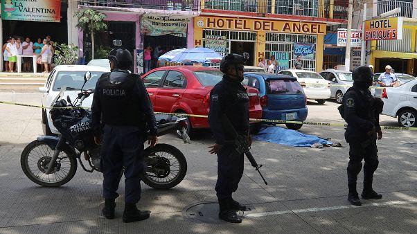 Guatemala'da Amerikalı diplomatlara silahlı saldırı