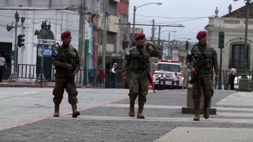 إطلاق الرصاص على سيارة تحمل مسؤولا أمريكيا في غواتيمالا