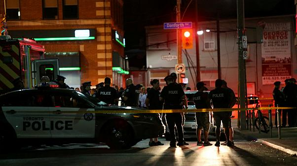 تیراندازی در تورنتوی کانادا؛ دستکم ۲ کشته و ۱۳ زخمی