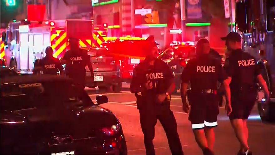 Zweites Todesopfer nach Bluttat von Toronto