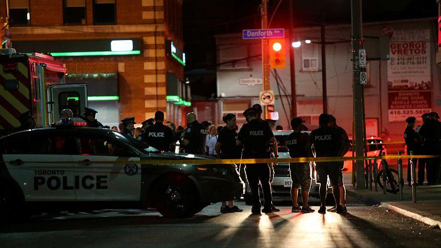 Lövöldözés Torontóban