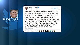 Trump-Rouhani: minacce infinite tra Usa e Iran