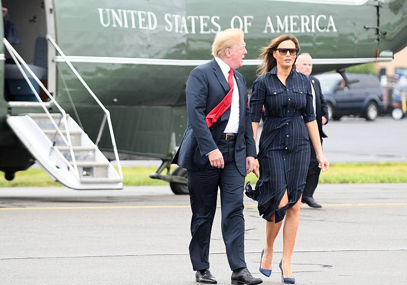 REUTERS/Mary F. Calver