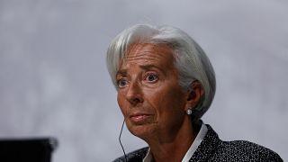 كريستين لاغارد، مديرة صندوق النقد الدولي