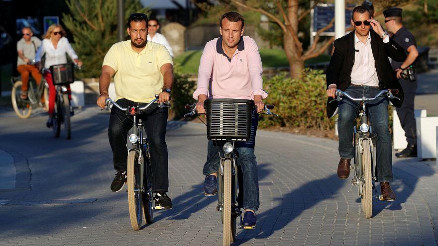 10.000 Euro und Luxuswohnung für den Bodyguard: Was wir über Alexandre Benalla wissen
