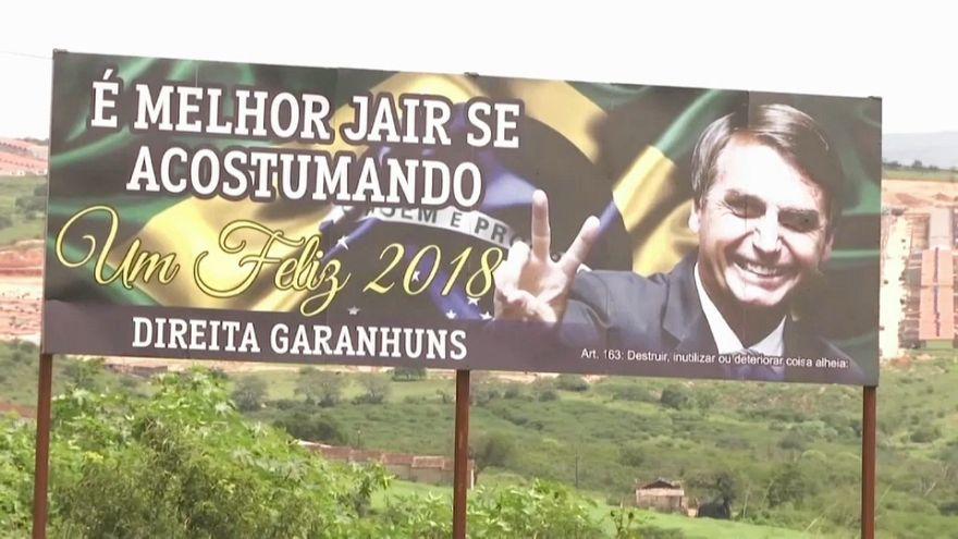 Bolsonaro, candidato favorito de la ultraderecha en Brasil