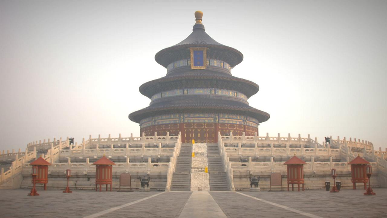 Beijing's Temple of Heaven