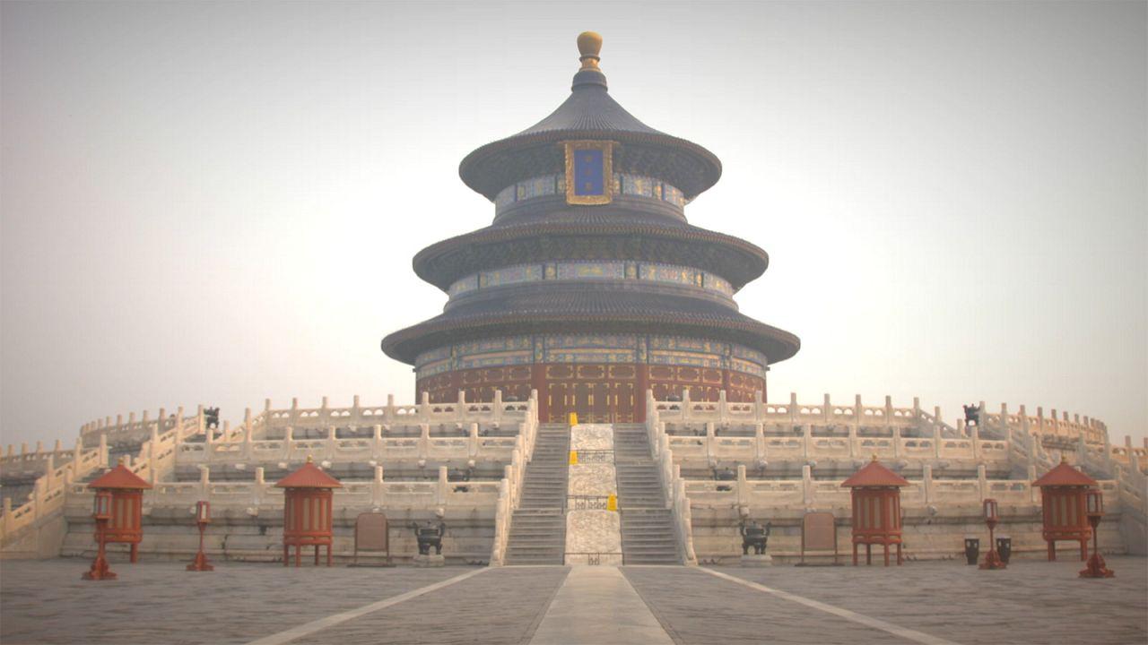 Il Tempio del cielo, la Pechino sacra degli imperatori