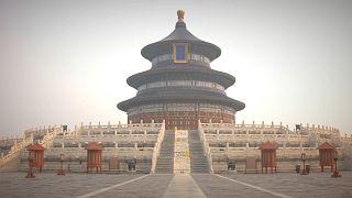 İmparatorların bol hasat için dua ettiği tapınak: Cennet Tapınağı