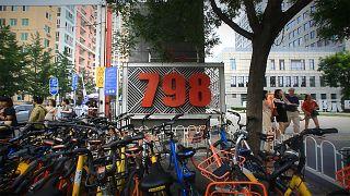 Katonai üzemből lett Peking legpezsgőbb művészeti negyede
