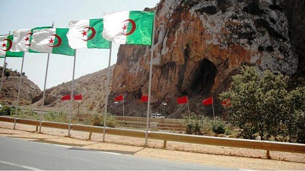 مظاهرات لفتح الحدود الجزائرية-المغربية